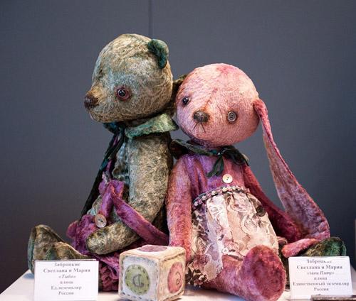 Выставки кукол 1