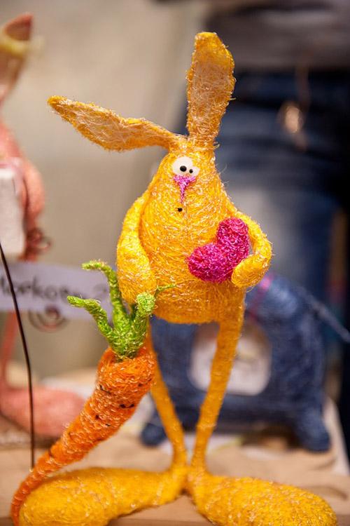 Искусство куклы. Фоторепортаж с первой московской международной выставки «Art of Doll»