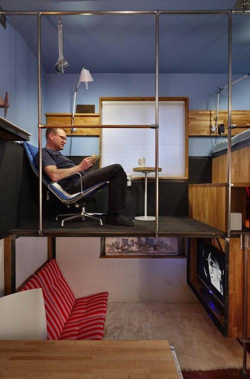 Как из комнаты 20 метров сделать 2 комнаты