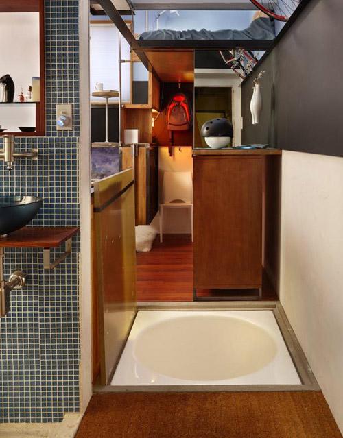 Уютная квартира Стива Сойера на 16 кв. м. Не в метрах счастье!