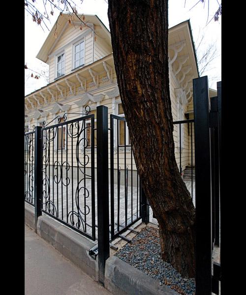 Дом купца П.О.Федорова в 3-м