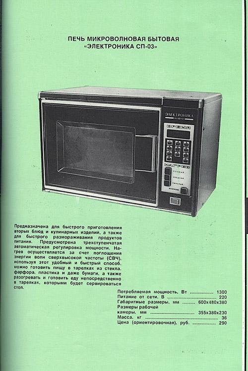 Каталог товаров народного потребления.  Москва,1981 год.