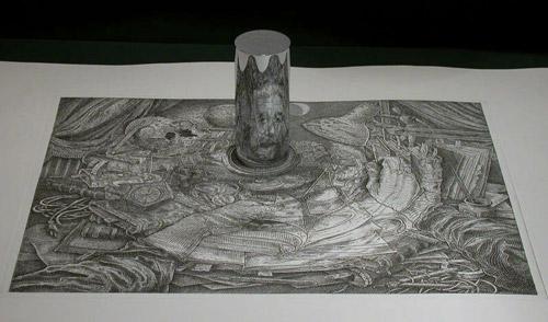 Искусство четвертого измерения. Оптические иллюзии Иштвана Ороса