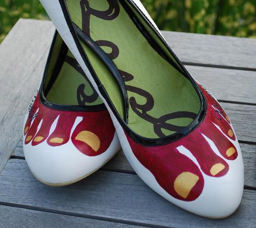 Виртуальный музей дизайнерской обуви. Шикарные коллекции одежды для ног всевозможных стилей и цветов