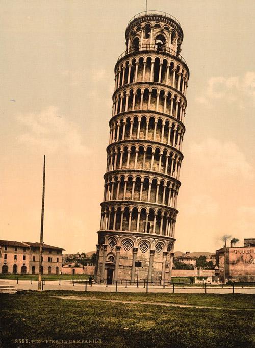 Италия конца XIX века. Фотографии из уникального архива Библиотеки Конгресса