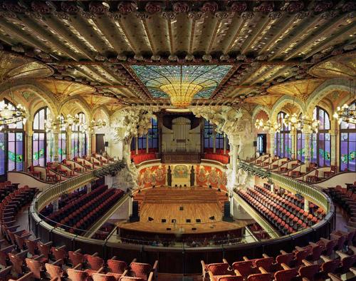 Оперные театры мира от Санкт-Петербурга до Сан-Франциско