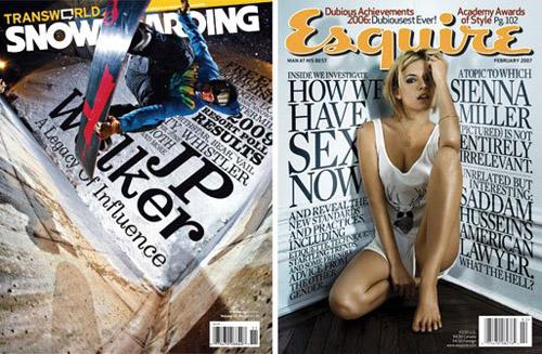 Обложки-двойники. Случайные совпадения и откровенный плагиат в дизайне