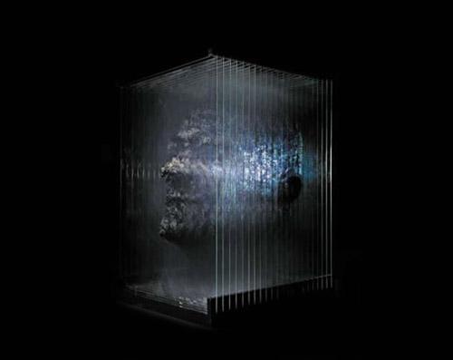 Пространственные картины на стекле. 3D-живописец Xia Xiao Wan