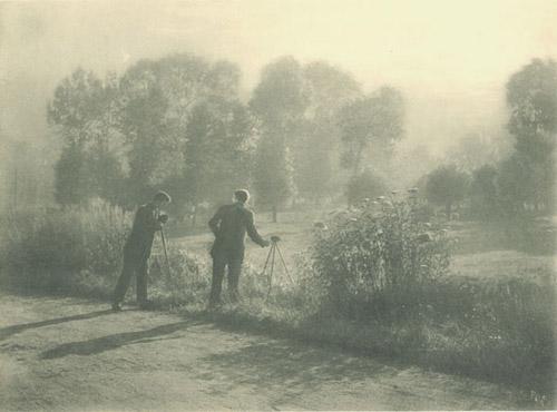 Пикториализм – старая и редкая фототехника. Как нарисовать фотографию?