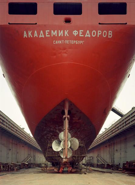 Россия и Украина в историческом фотоотпечатке Эндрю Мура