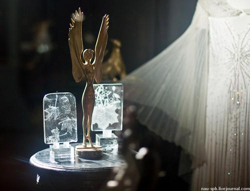 Выставка «Как делается кино» на киностудии «Ленфильм»