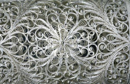 Филигрань. Искусство ажурного металла
