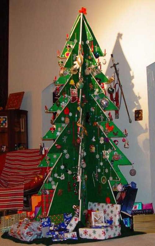 Новогодний елка своими руками фото