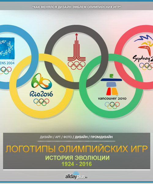 герб олимпиады