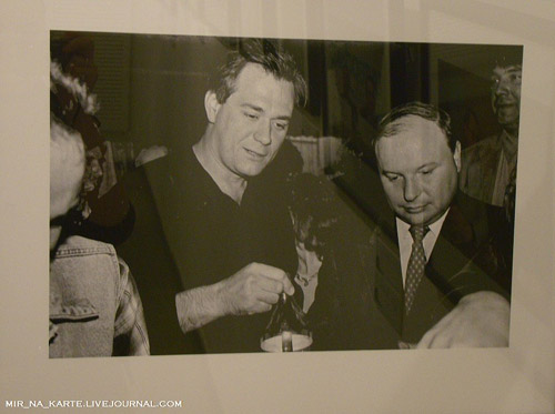Сергей доренко и егор гайдар 1994 год