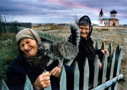 Фотопроект «Родинки на карте». Жизнь людей вне больших городов