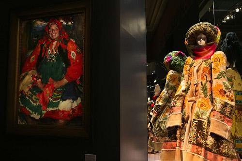 Выставка dior под знаком искусства