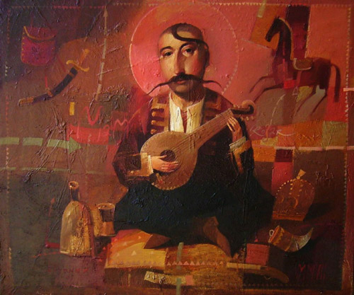Александр Антонюк - художник и философ