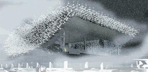 Меняя облик – кинотеатр Пушкинский. Итоги международного конкурса архитектурных идей «Changing the face»