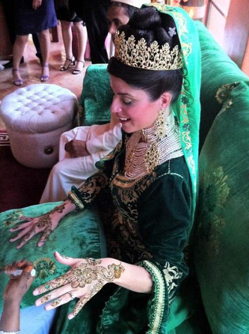 Свадебные традиции разных  <!--