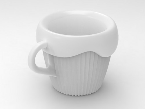 Кофейно-чашечный креатив. Необычный сервиз из 30-ти разных чашек