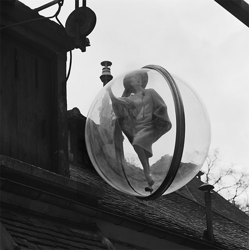 «Bubble series» и «Fly». Две знаменитые серии fashion-фотографа Мелвина Сокольского