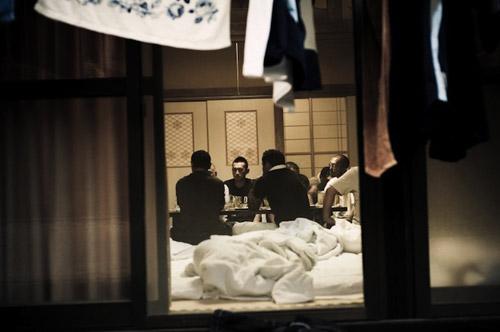 Настоящие якудза. Фотоистория о жизни японской мафии Антона Кустерса