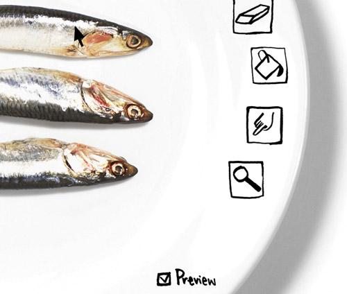 Тарелки iPlate для редактирования еды от дизайнера Тодда Борки