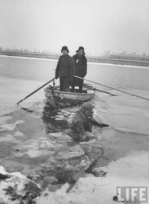 Старая добрая зима московские фото 1959