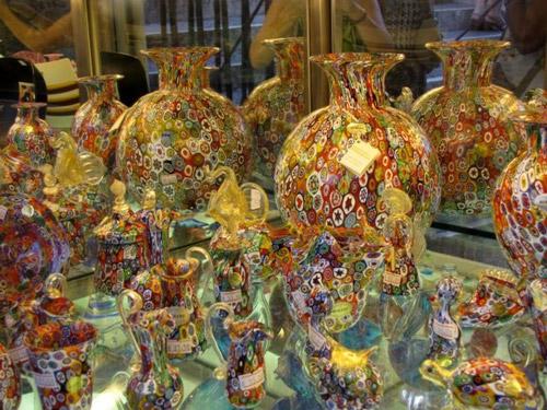 Муранское стекло. История красоты