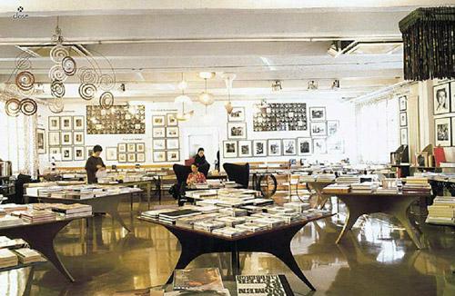 Книжные интерьеры. 20 необычных магазинов от Мексики до Японии