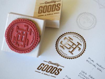 Модные штампы. 25 дизайнерских печатей