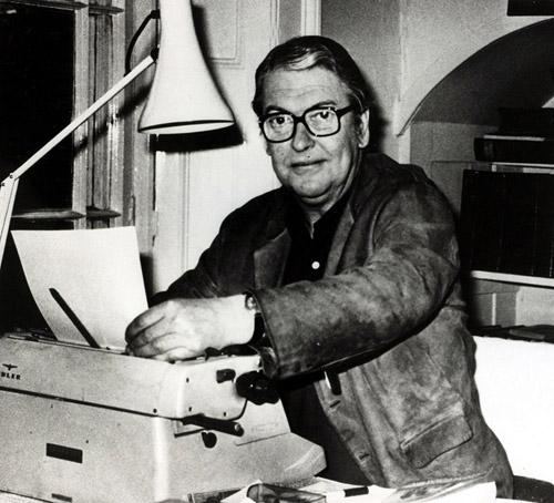Писатели и их печатные машинки