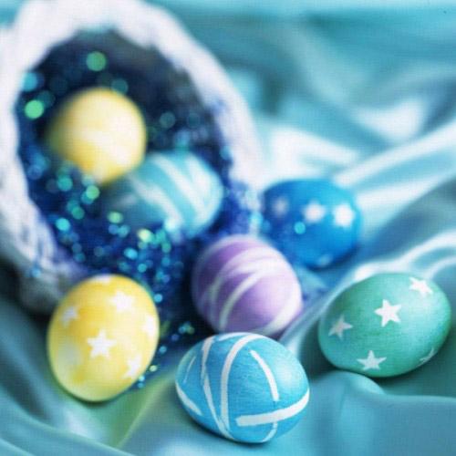 Поздравляем с Пасхой! Коллекция необычных пасхальных яиц к светлому празднику
