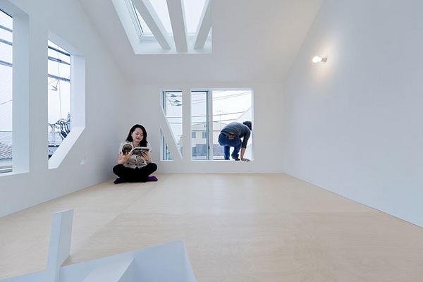 """""""Сумасшедшие апартаменты"""" в Токио  Sou Fujimoto"""